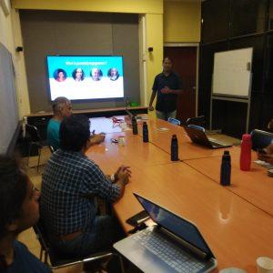 Mumbai SIGCHI Meetup.