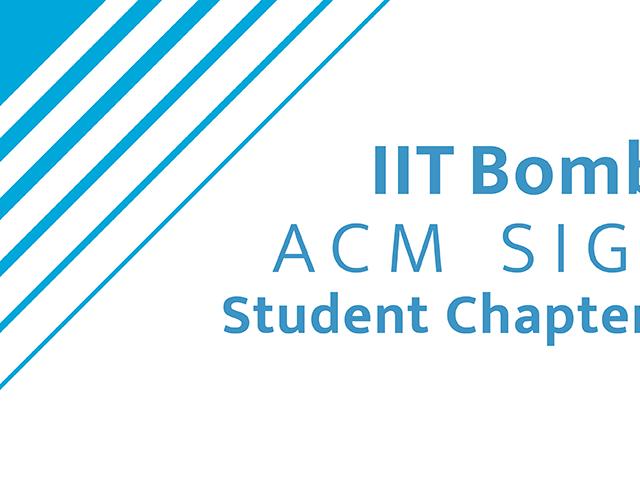 IIT Bombay ACM SIGCHI Student Chapter.